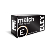 ELEY ELEY Match .22 LR 40grain