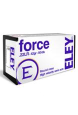 ELEY ELEY Force  .22 LR 42grain