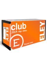 ELEY ELEY Club  .22 LR 40grain
