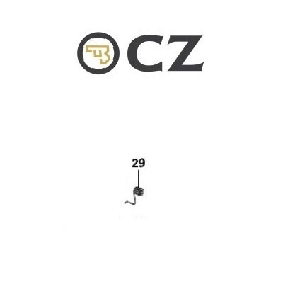 CZ CZ P-10C Auto Safety Spring