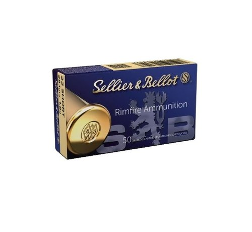 Sellier & Bellot .22 Short Muntie van Sellier & Bellot