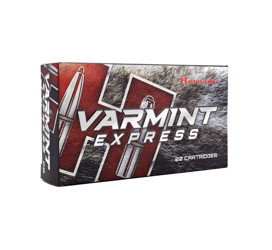 Hornady 22-250 Varmint Express 50 grain