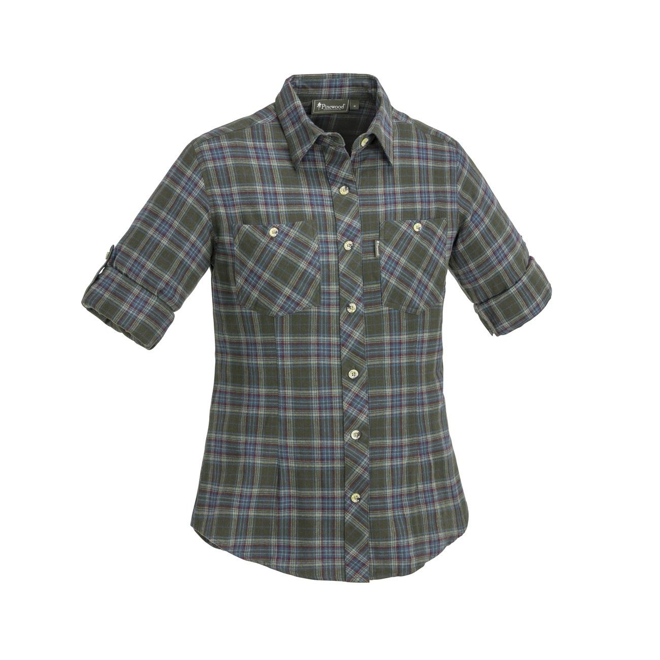 Pinewood Pinewood Flanel Shirt Felicia - Dames