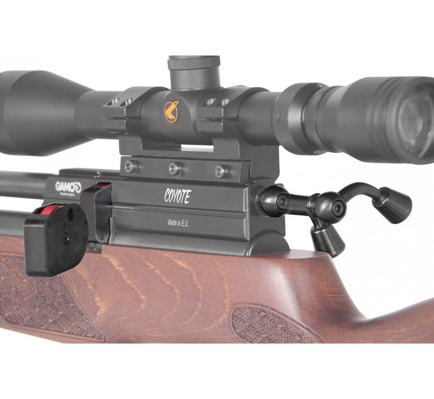 Coyote  5,5 mm PCP buks van Gamo