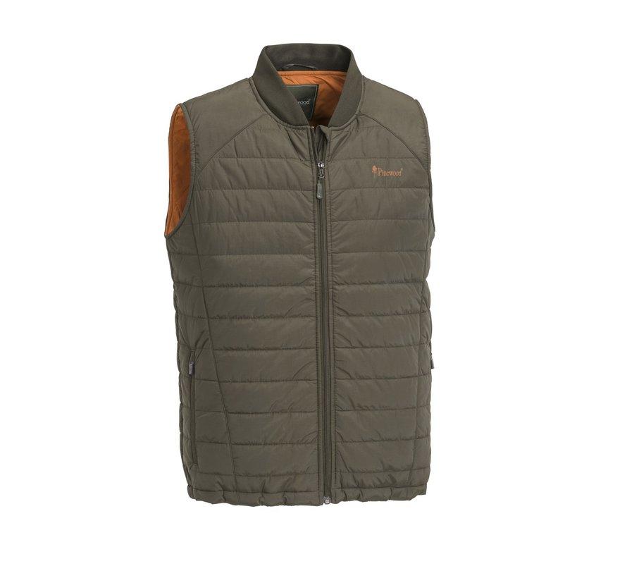 Pinewood Padded Outdoor Vest Delbert
