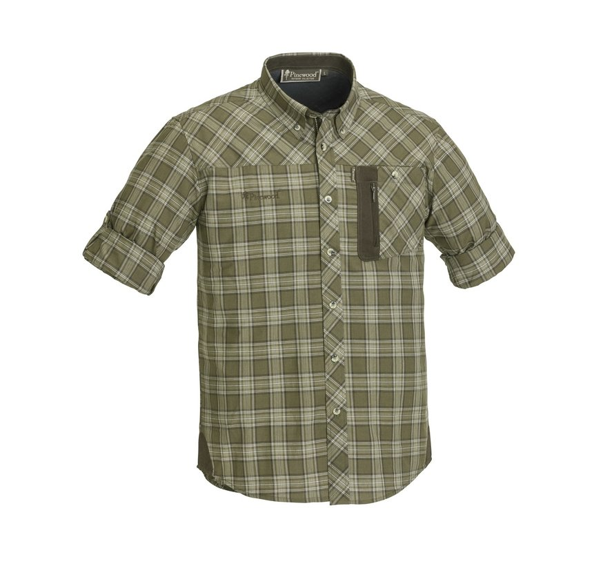 Pinewood Shirt Wolf