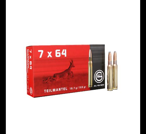 Geco   7x64 Fragminting ammo by Geco
