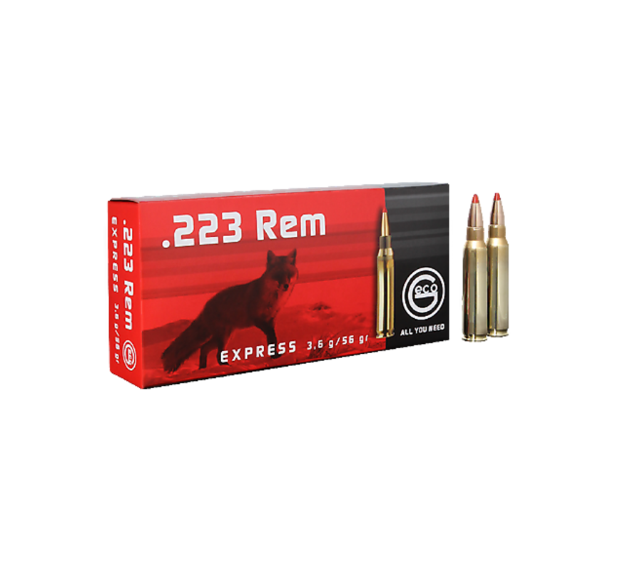 Express ammunition by GECO