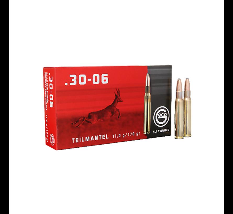 .30-06 Softpoint munitie van Geco
