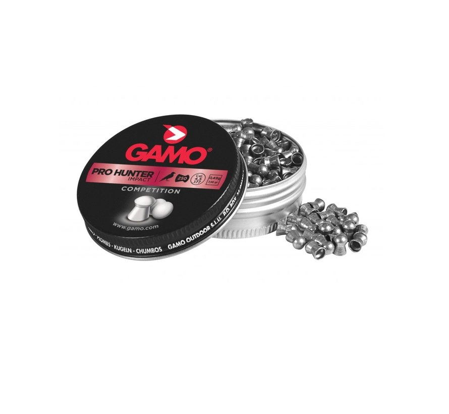 Pro Hunter Impact pellets by Gamo