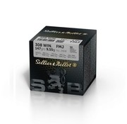 Sellier & Bellot Sellier & Bellot .308 WIN. FMJ 147 grain