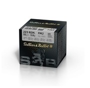 Sellier & Bellot Sellier & Bellot .223 REM FMJ 55 grain