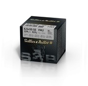 Sellier & Bellot Sellier & Bellot 6,5 X 55 SE 124 grain