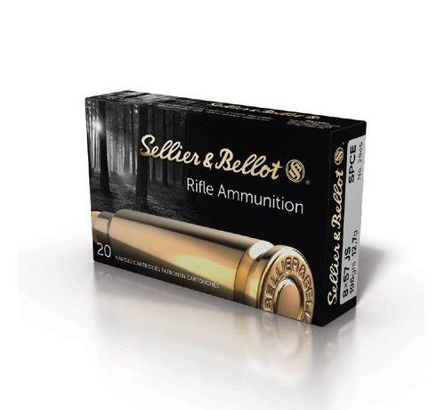 Sellier & Bellot 8x57 JS SPCE munitie van Sellier & Bellot