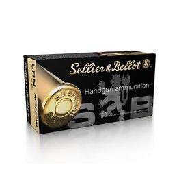 Sellier & Bellot Sellier & Bellot .38 Special LRN 158 grain