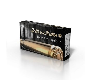 Sellier & Bellot Sellier & Bellot 222 REM SP 50grain
