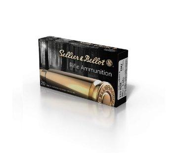 Sellier & Bellot Sellier & Bellot 222 Rem. FMJ 50 grain 3,24g
