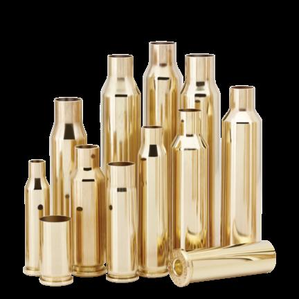 Cases for reloading ammunition