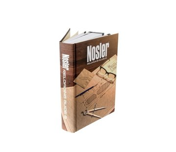 Nosler Nosler Herlaadboek 8th Edition