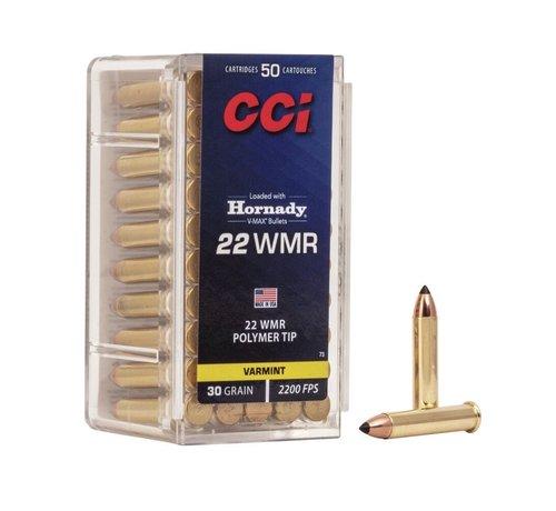CCI .22 WMR Ammo by CCI