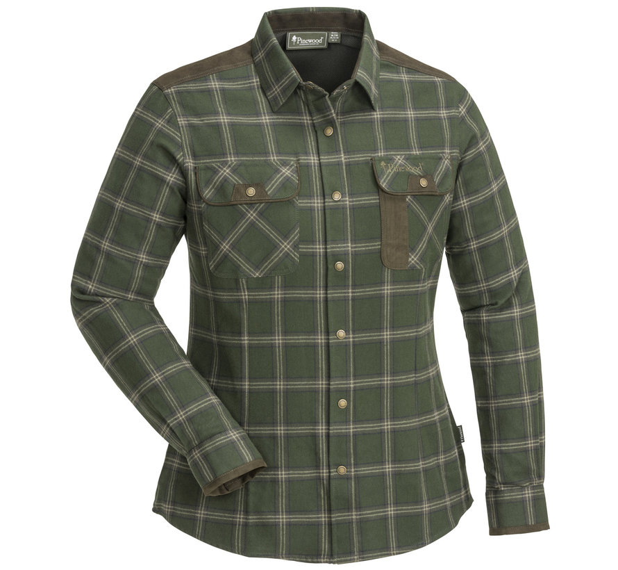 Prestwick Exclusive Shirt by Pinewood - Ladies