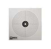 Mikx 14x14 Paper Target 250 pcs