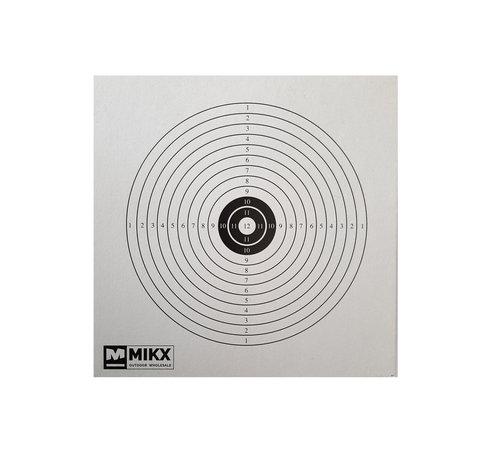 Mikx Papertarget 14x14