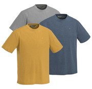 Pinewood Pinewood Outdoor T-Shirts 3 Pack
