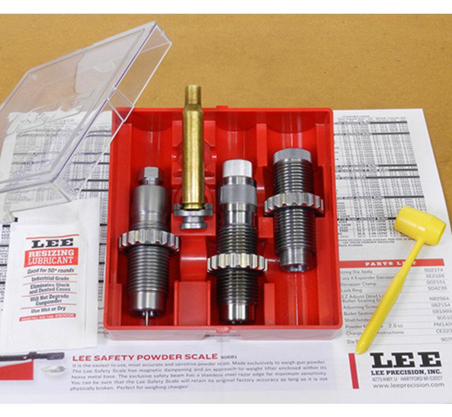 Lee 90767 Pacesetter 3-Die Set  7.5MMx55 Swiss