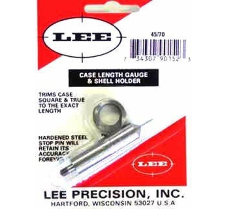 Lee 90152 Length Gauge & Shellholder 45/70 Government