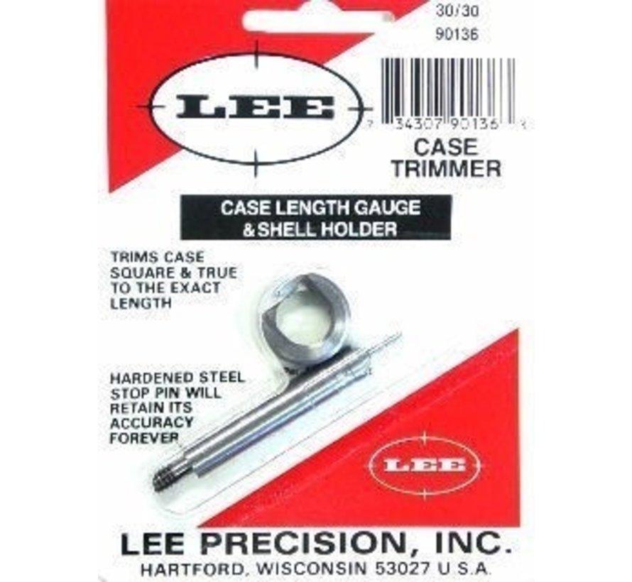 Lee 90136 Length Gauge & Shellholder 30-30 Win.