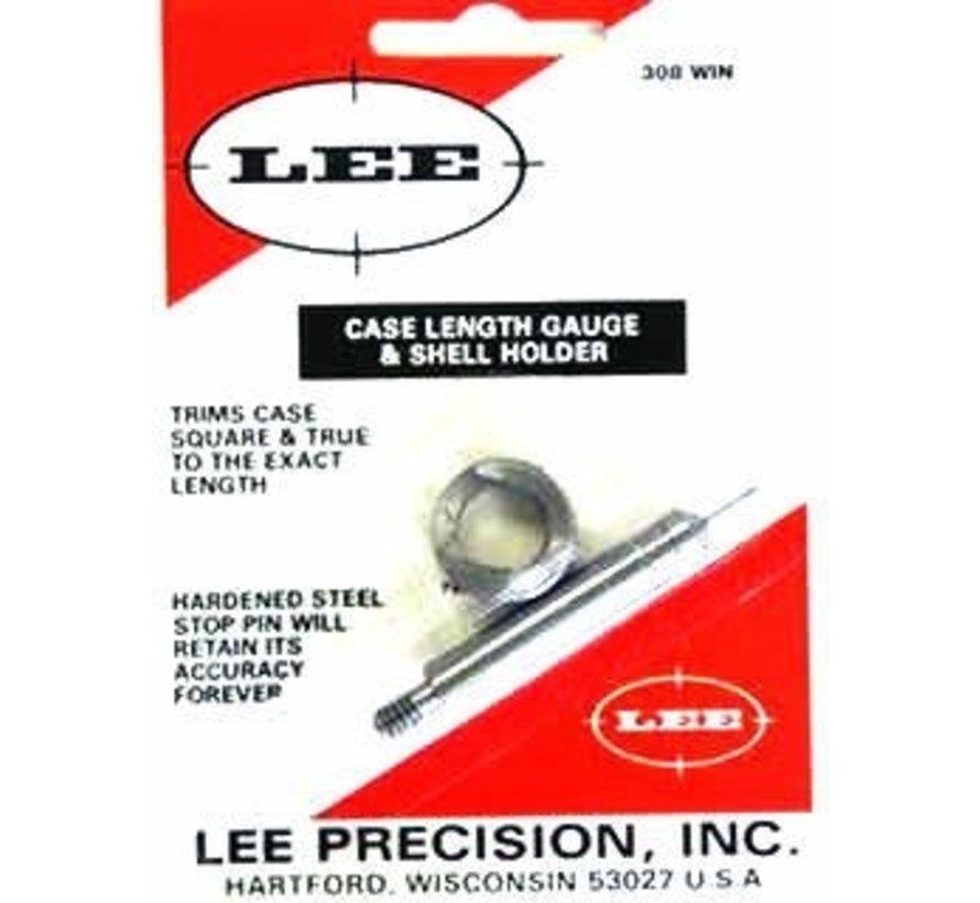 Lee 90139 Length Gauge & Shellholder .308 Win
