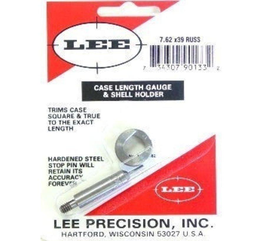Lee 90133  Length Gauge & Shellholder 7.62X39