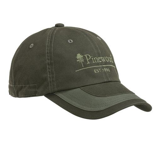 Pinewood Mos groen cap van Pinewood
