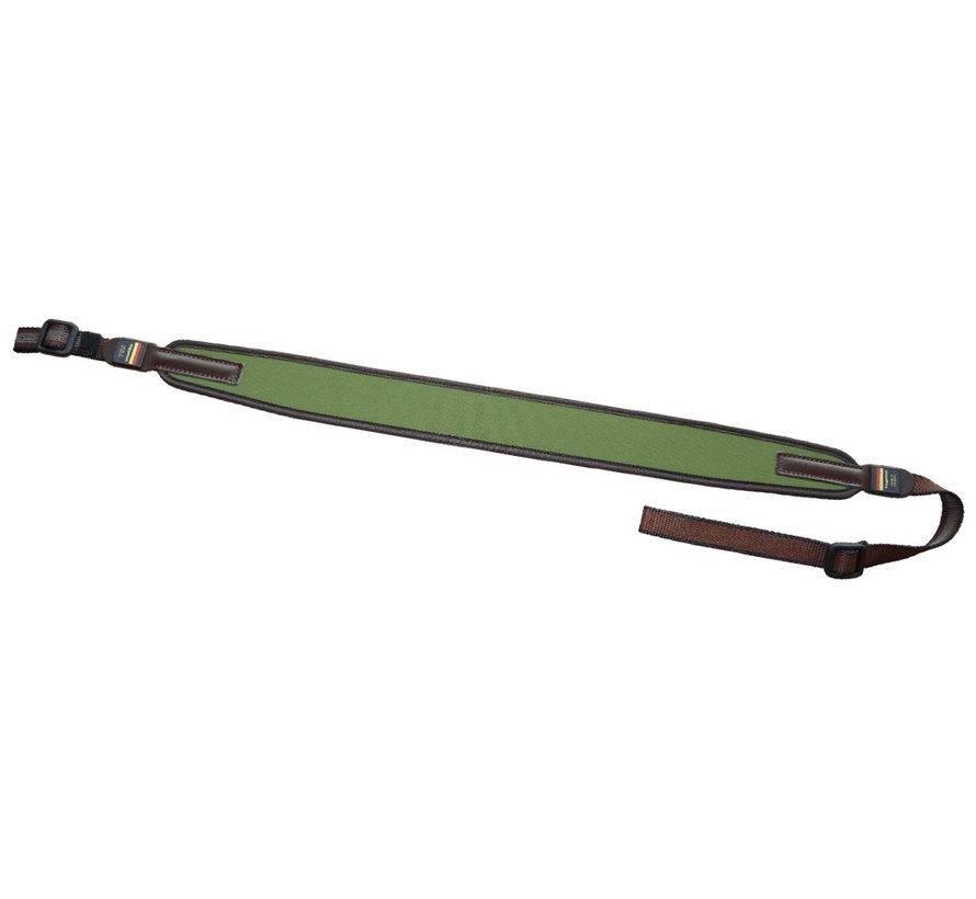 Rifle sling neoprene green by Niggeloh