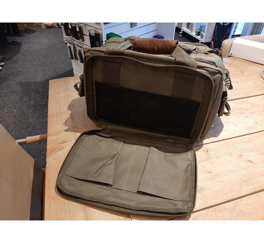 Green range bag by Greenlands