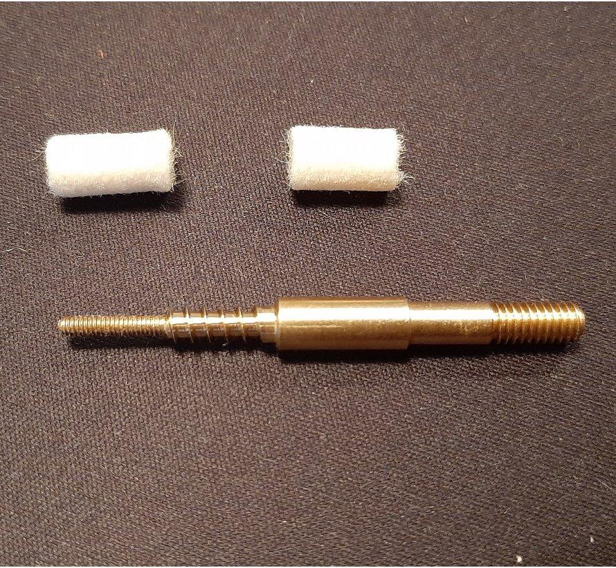Schoonmaakproppen adapter van Niebling