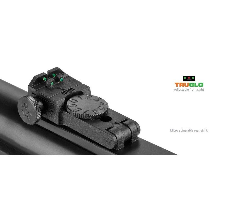 MOD 135 QE Sniper luchtbuks van Hatsan