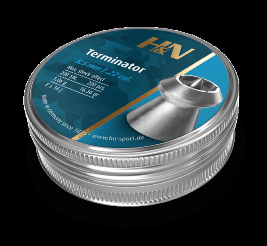 Terminator pellet by H&N