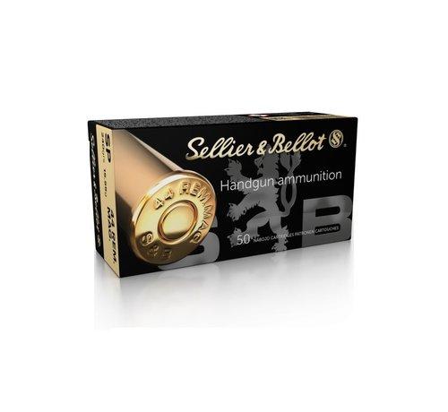 Sellier & Bellot  .44 Rem. Mag. SP Munitie van Sellier & Bellot