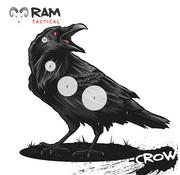 RAM Targets 14x14 schietkaart Kraai