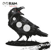 RAM Targets 14x14 target wild Crow