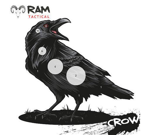 RAM Targets 14x14 Crow target by RAM Targets