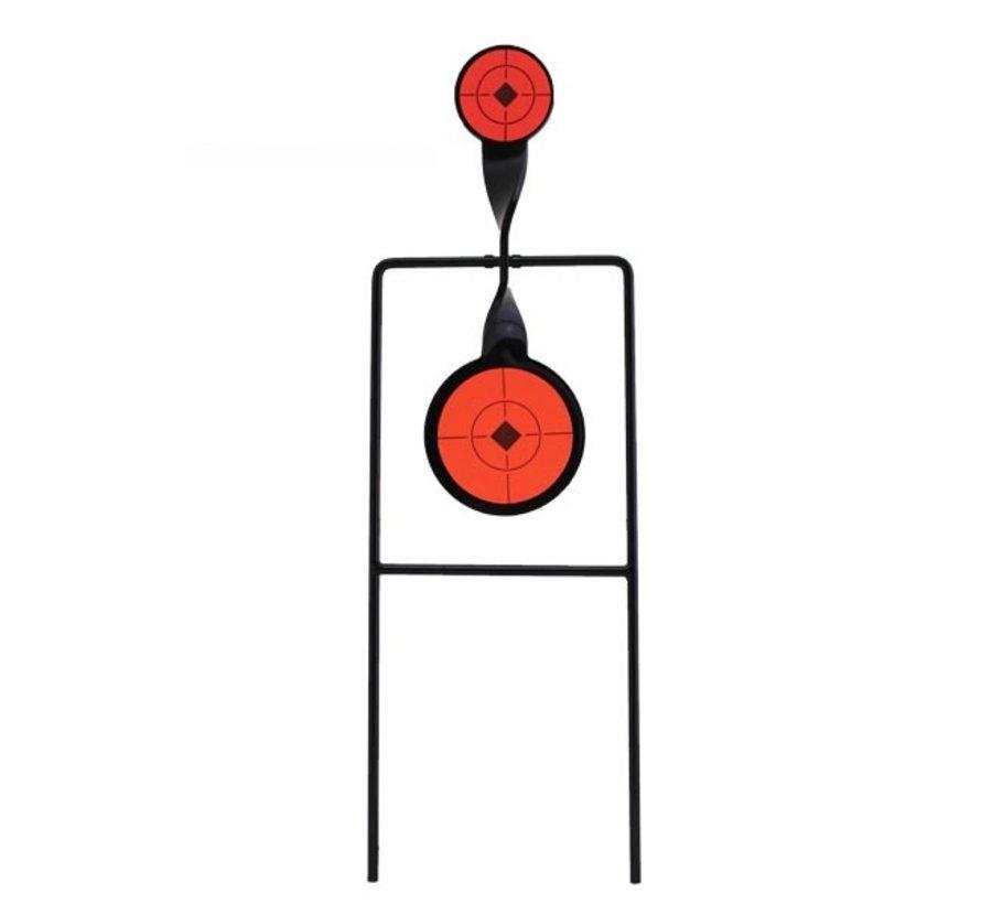 Single Scherpschutter Spinner Target van RAM