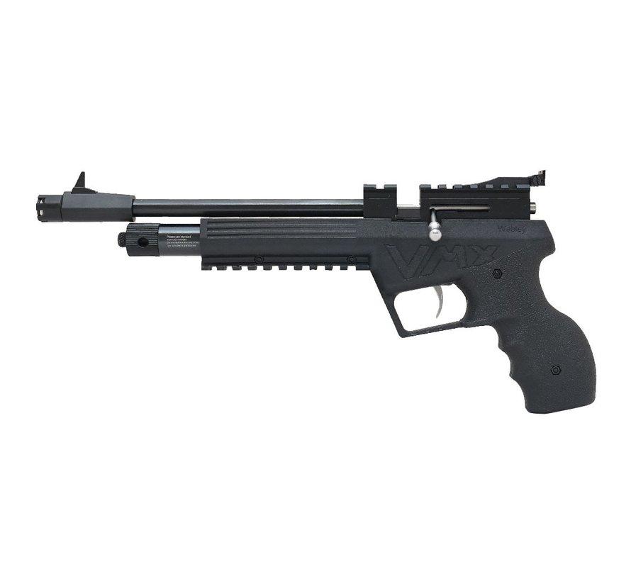 VMX Co2 pistool 4,5mm van Webley