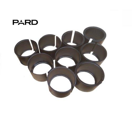 Afstandringen voor 45mm adapter PARD 007A