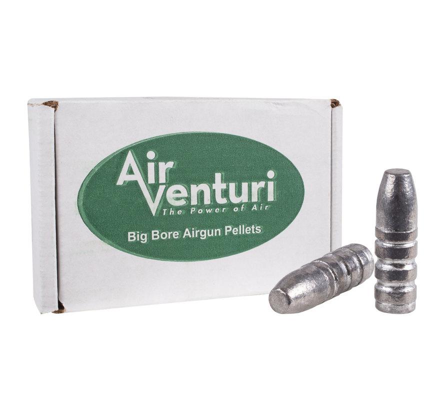 Air Venturi .257 105 gr. Flat Point for Texan airguns