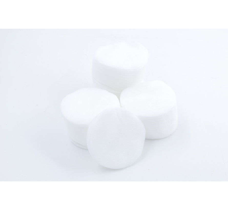 """Cleaning patches Berckhoff round 2"""" .30 - .45 / 7.5mm - 11mm"""
