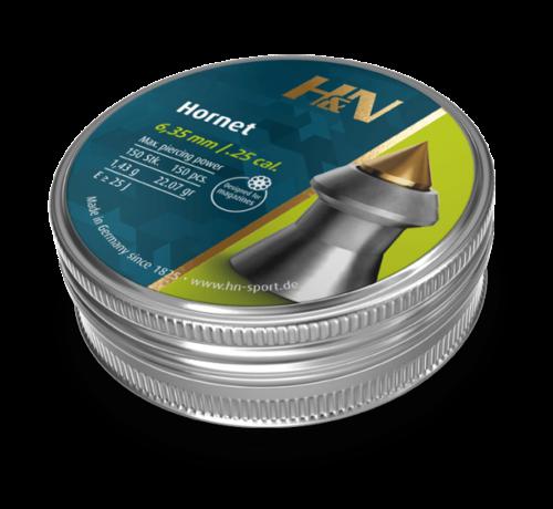 Haendler & Natermann Hornet 6.35mm pellet by H&N