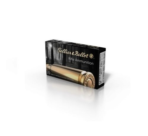 Sellier & Bellot 5,6x50 R MAG. SP  50gr. by Sellier & Bellot